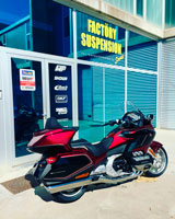 honda Goldwing factorysuspension 01MIN